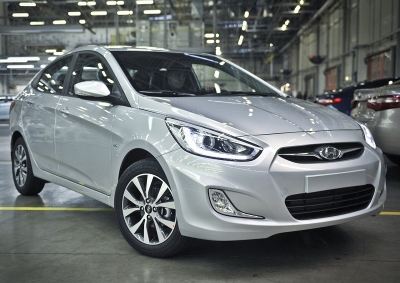 Hyundai Solaris Sedan 2014